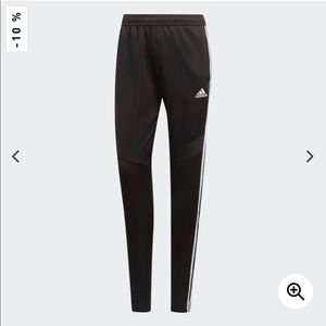 Dark Gray Adidas Climacool Sweatpants